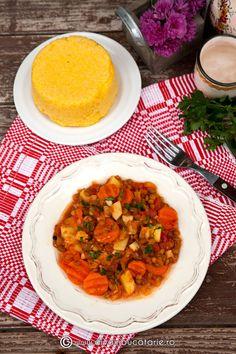 TOCANITA DE LEGUME CU LINTE | Diva in bucatarie Romanian Recipes, Romanian Food, European Dishes, Chana Masala, Quinoa, Casseroles, Diabetes, Curry, Archive