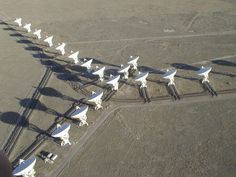 Large Array, New Mexico