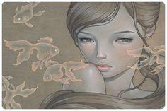 artist . audrey kawasaki