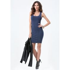 Bebe - Save 30% on the ribbed bodycon dress at bebe.com!