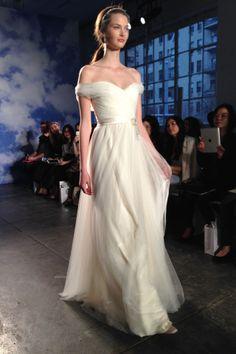 Love this!! :) Jenny Packham - New York Bridal Market - Spring 2015