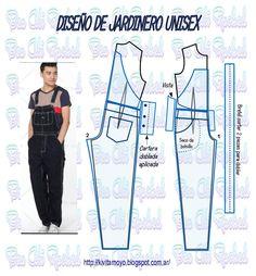 Dress Sewing Patterns, Sewing Patterns Free, Clothing Patterns, Vogue Patterns, Vintage Patterns, Vintage Sewing, Fashion Sewing, Diy Fashion, Mens Fashion