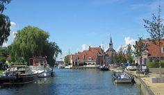 Stavoren, Friesland Skutsjesilen