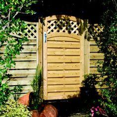 Grange Timber Woodbury Gate H 1 8m W 0 9 M With Images Wooden Garden Gate Garden Gates Timber Gates