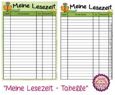 Ich möchte diese Tabelle in diesem Schuljahr mal mit meiner Deutschgruppe ausprobieren, da die Vergangenheit gezeigt hat, dass Zuhause ka...