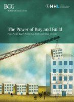 "Book summary of The Power of Buy and Build by Michael Brigl, Axel Jansen, Bernhard Schwetzler, Benjamin Hammer and Heiko Hinrichs.  ""Buy-and-build"" deals raise the value of private equity portfolios."