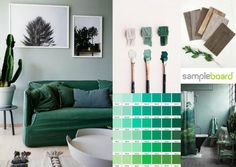 Tips for Creating and Presenting a Design Board to Your Interior Design Client