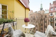 Квартира в Стокгольме / Дизайн интерьера / Архимир