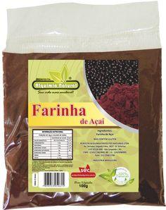 Farinha de Açaí 100gr