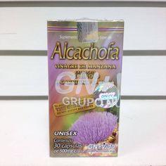 Capsulas de Alcachofa GN+ tienen nuevo look pero la mismas virtudes que ya conoces para la perdida de peso..