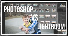 The biggest question I hear a lot from upcoming photographers is this: Which editing program should I use? Photoshop or Lightroom? There is simply no short answer for this question, as both programs are vastly different from each other, so let's explore what each program can …