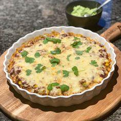 """TACOPAI"" — Hege Hushovd Frisk, Quiche, Tacos, Pie, Breakfast, Desserts, Recipes, Food, Cilantro"