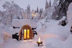 #POD #hébergement#insolite http://www.hietala-aventure-loisirs.com/