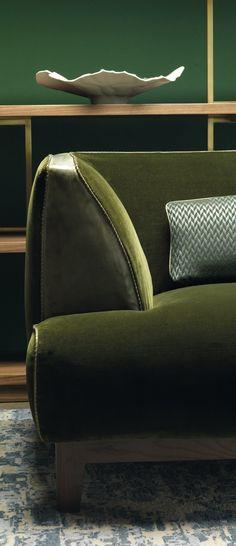 GREG Sofa by BORZALINO