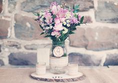 Set of 10 Large Wood Slice Centerpiece Stands as Seen on Emmaline Bride and Dream Weddings on Etsy, $117.50
