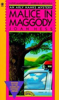 Any Good Book: Malice in Maggody (Arly Hanks #1)