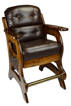 Reproduction Of A Brunswick Spectator Chair By
