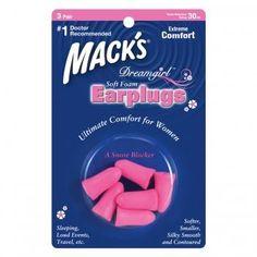 2 Pack 10 Pairs Flents Quiet Contour Ear Plugs