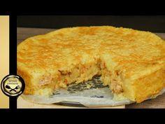 Σουφλέ Πατάτας ! Θα το κάνεις πολλές φορές! - ΧΡΥΣΕΣ ΣΥΝΤΑΓΕΣ - YouTube Apple Pie, Lasagna, Quiche, Food And Drink, Cooking Recipes, Breakfast, Ethnic Recipes, Desserts, Youtube