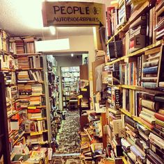 Bognor Regis #quirky #old #book #shop