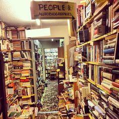 Bognor Regis #quirky #old #book #shop