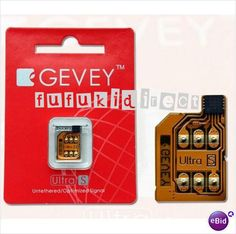 GEVEY ULTRA S Sim for AT GSM iPHONE 4S on iOS 5.1 5.0.1 5.0 on eBid United States  http://fufukidirect-online.ebid.net/ - Gevey Ultra S and Supreme Sims for iPhone 4 4S and more.....