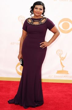 Mindy Kaling in Edition by Georges Chakra