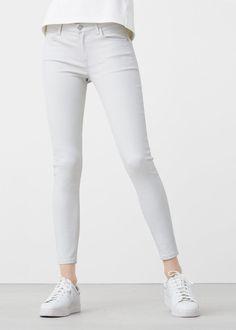 Mumlu skinny belle jena pantolon - Jeans - Kadın   MANGO Türkiye