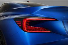 Subaru WRX 2014 concept tail light