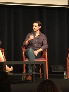Colin O'Donoghue Fairy Tales III Paris 20-21 June 2015 Captain Hook - Killian Jones - #CaptainSwan - Once Upon A Time