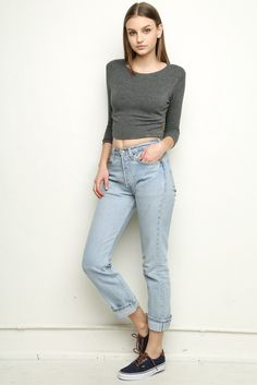 Brandy ♥ Melville | May Top - Clothing