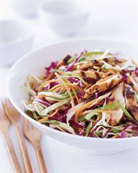 Grilled Chinese Chicken Salad Recipe on Food & Wine