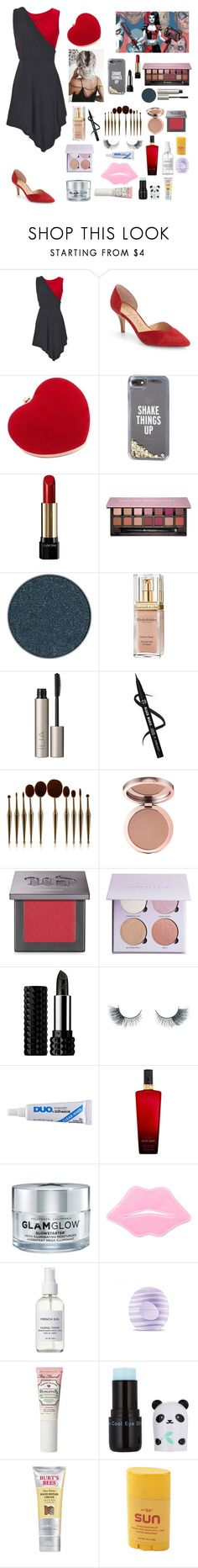 """""""Harley"""" by siberia-ice ❤ liked on Polyvore featuring jon & anna, Sole Society, Kate Spade, Lancôme, Anastasia Beverly Hills, Elizabeth Arden, Ilia, Urban Decay, Kat Von D and Unicorn Lashes"""