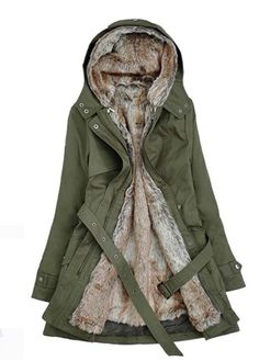 I like this coat-nice and warm looking but I will not buy a garment from a company I am not familiar with. Foreign sizing is so different from here...