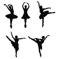 gif : ballerine , ombre