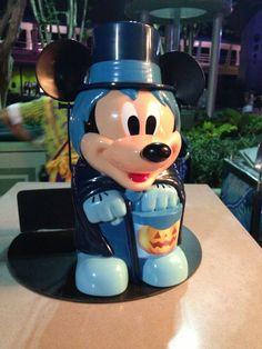 Hatbox Ghost Mickey Popcorn Bucket ~ Got It!