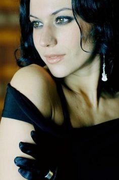 Cristina Scabbia from Lacuna Coil.