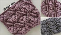 ÖRGÜ MİNİK DÜĞÜMLER LASTİK VE ÖRNEK YAPIMI | Nazarca.com Baby Knitting Patterns, Knitting Stitches, Fingerless Gloves, Arm Warmers, Diy And Crafts, Knit Crochet, Cross Stitch, Prague, Blog