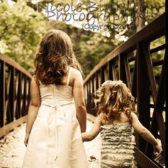 Sisters. Hopefully one day i can have a picture like this! PRICELESS!