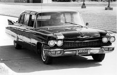 1960 Cadillac Fleetwood 75 Limousine | Dean's Garage