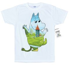 The Moomin T shirt Artwork Moominvalley by giddyteescouk on Etsy Moomin, Trending Outfits, Handmade Gifts, Nice Things, Creative, Artwork, T Shirt, Etsy, Fictional Characters