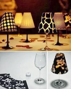 Mille idee casa: Realizzare un originale candelabro