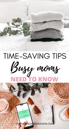 7 Tips and Hacks for Busy Moms on how to stay organised, get more done, make cleaning chores easier and quicker and ultimately how to save time - 7 Time-Saving Hacks for Busy Mums - Cappuccino and Fashion Time Management Printable, Saving Tips, Time Saving, How To Juggle, Mom Hacks, Life Hacks, Life Savers, Quality Time, Best Mom