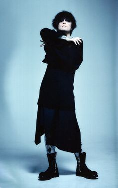 Kaoru Dir En Grey, Visual Kei, Goth, Japanese, Musicians, Dreams, Style, Fashion, Gothic