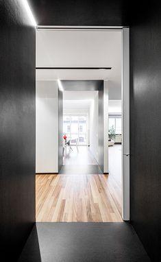 Ristrutturazione e interior design di una casa in centro a Milano, direzione lavori e progettazione per una casa in centro a Milano, Dada e Molteni