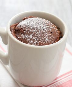 This skinny chocolate ice cream mug cake is only 3 ingredients and about 180 calories. It's the perfect little sweet treat. I've shared this recipe on the blog before, but I thought it was time for a reminder, especially with so many people trying to eat healthier to start the new year. I mentioned earlier …