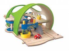 Plan Toys City Station 6031