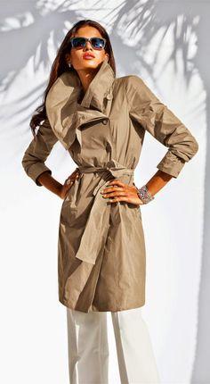 Madeleine Short Coat in Berber