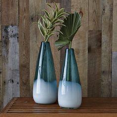 Seaside vases