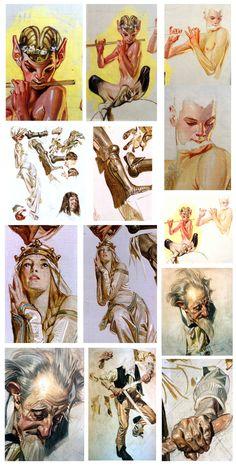 J. C. Leyendecker, 20th century commercial artist